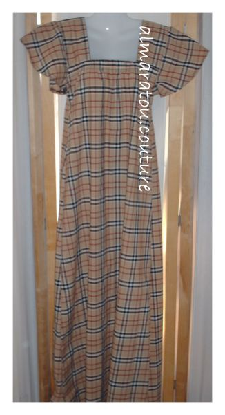 ***Robe de Maison so British*** dans ROBES DE MAISON robeburberry